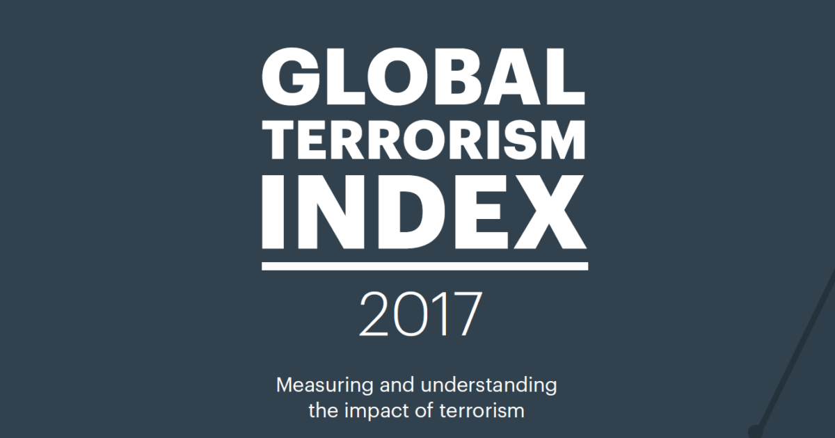 Global Terrorism Index 2017